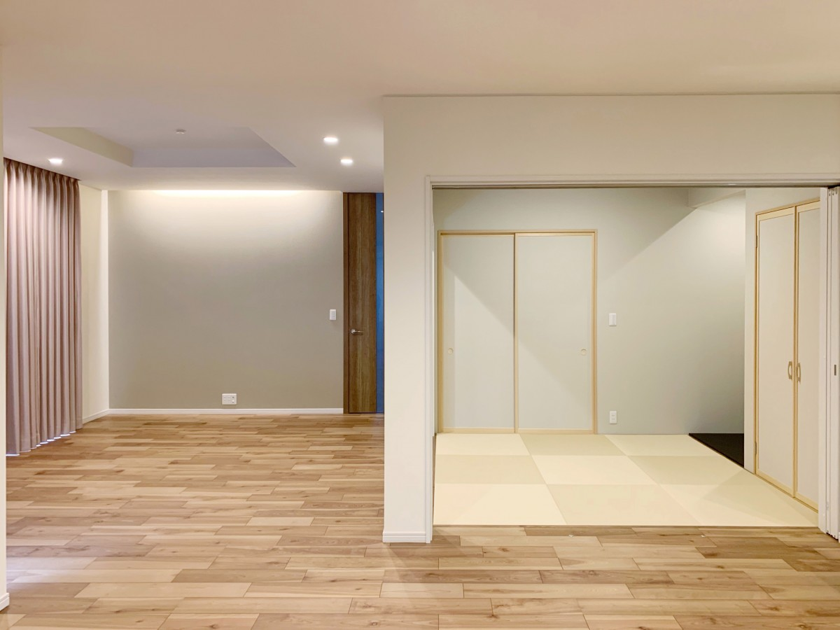 LDK 和室